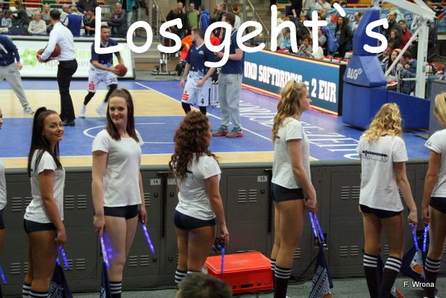Eisbären Bremerhaven – Basketball Löwen Braunschweig 89:80