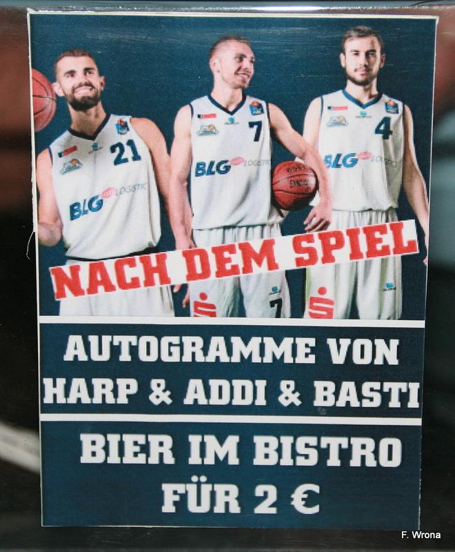 Eisbären Bremerhaven-Telekom Baskets Bonn 113:103
